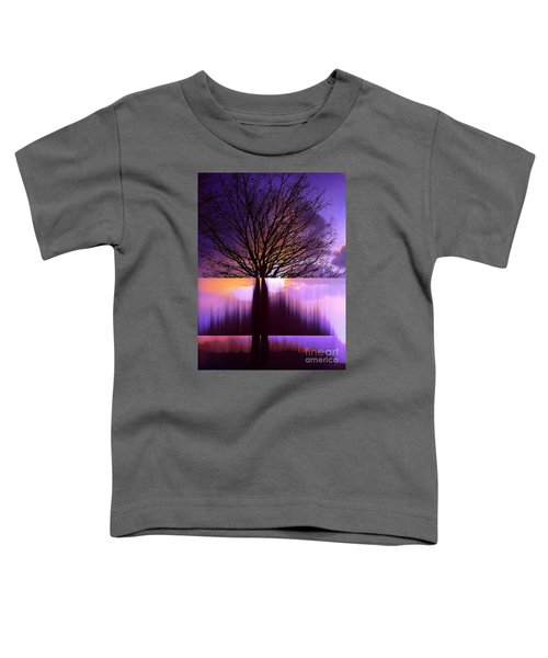 Disturbing The Rule Of Thirds Toddler T-Shirt