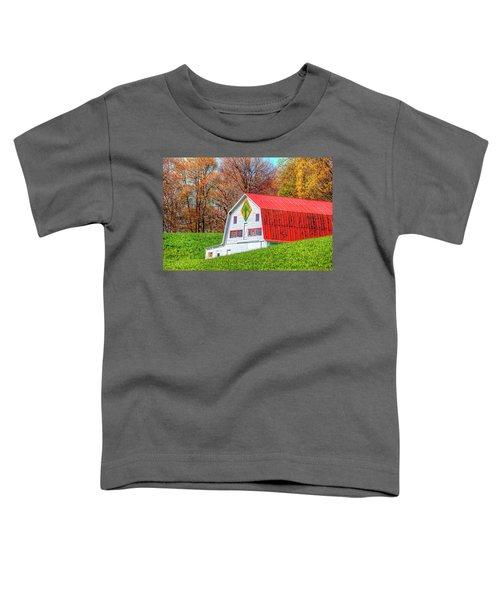 Tree Variation Toddler T-Shirt