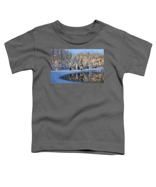 Treeflections Toddler T-Shirt