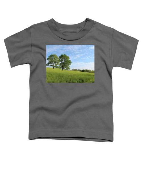 Summer Trees 3 Toddler T-Shirt