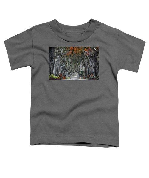 Trees Embracing Toddler T-Shirt