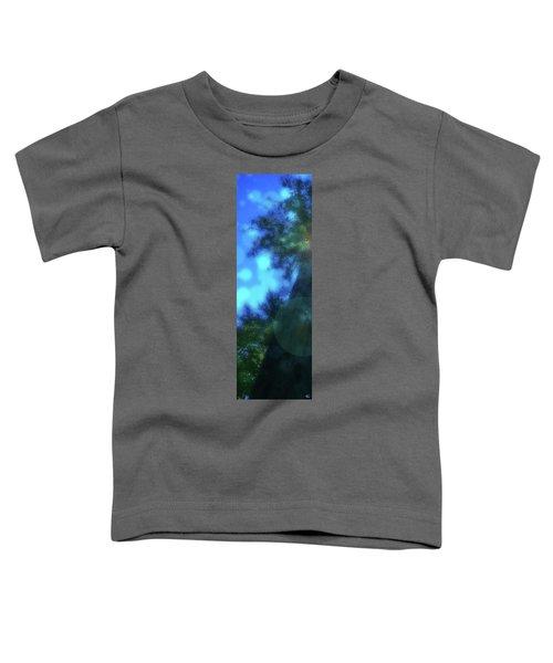 Trees Left Toddler T-Shirt