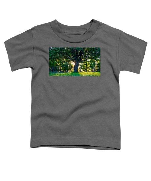 Treescape Toddler T-Shirt