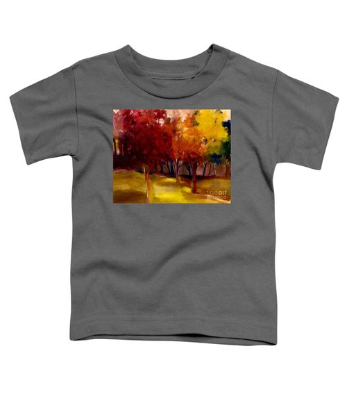Treescape Toddler T-Shirt