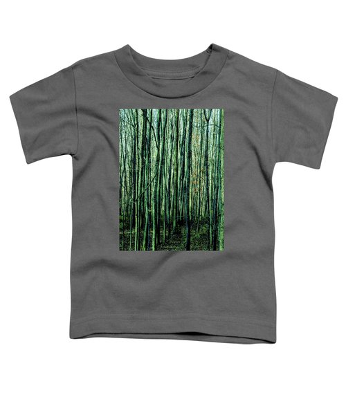 Treez Green Toddler T-Shirt