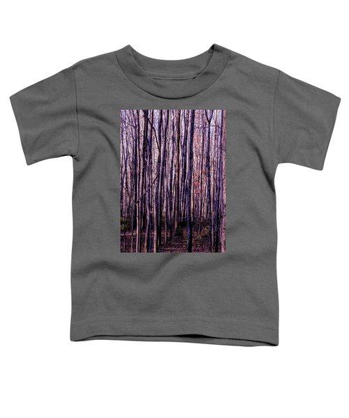 Treez Magenta Toddler T-Shirt