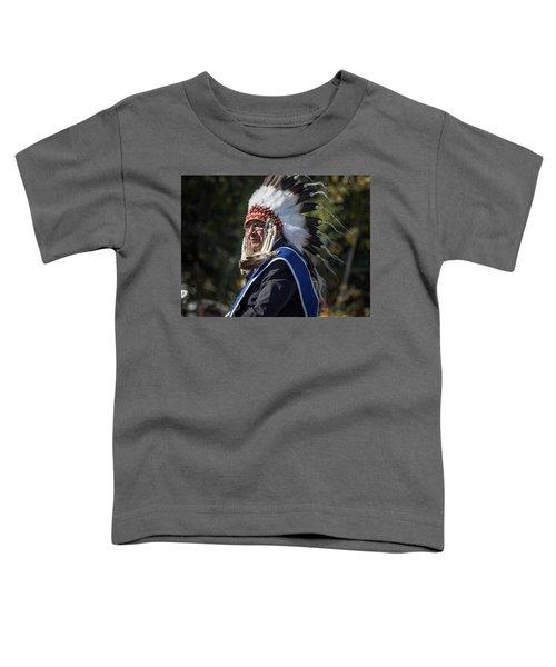 Tribal Elder Toddler T-Shirt
