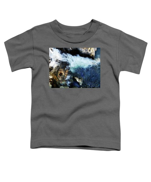 Tribute Trail Newtown Ditch Toddler T-Shirt
