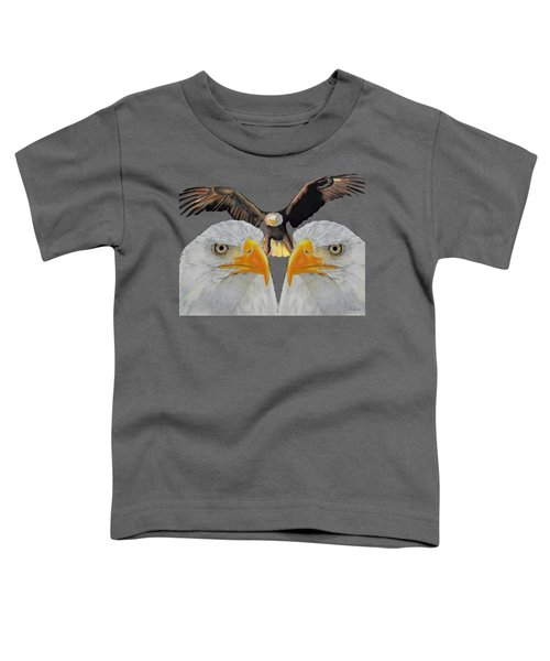 Triple Eagle Toddler T-Shirt
