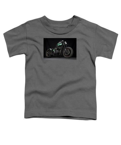 Triumph Green Bobber Toddler T-Shirt