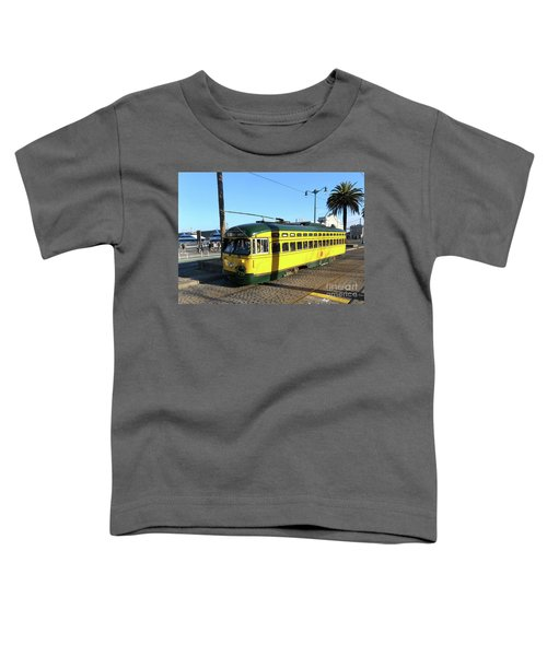 Trolley Number 1071 Toddler T-Shirt