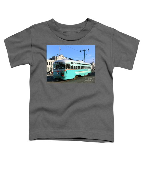Trolley Number 1076 Toddler T-Shirt
