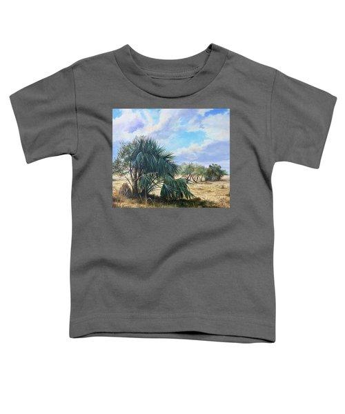 Tropical Orange Grove Toddler T-Shirt