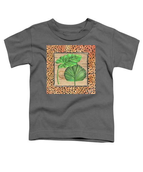 Tropical Palms 1 Toddler T-Shirt