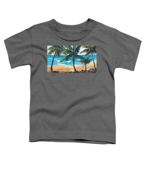 Tropical Palms I Toddler T-Shirt