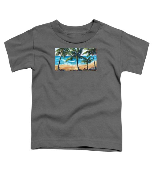 Tropical Palms I Toddler T-Shirt