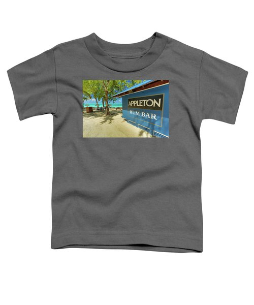 Tropical Rum Bar Toddler T-Shirt
