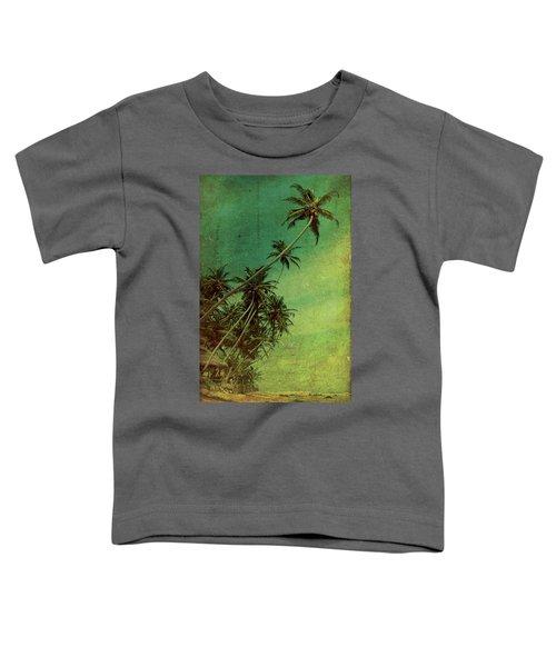 Tropical Vestige Toddler T-Shirt