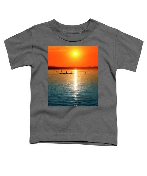 Tropicana Swimming Toddler T-Shirt