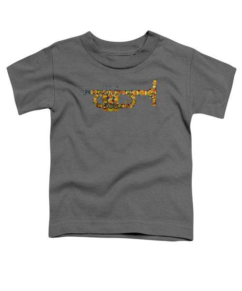 Trumpet Toddler T-Shirt