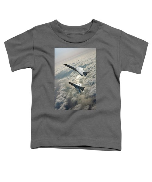 Tsr.2 Advanced Bomber And Lightning Interceptor Toddler T-Shirt