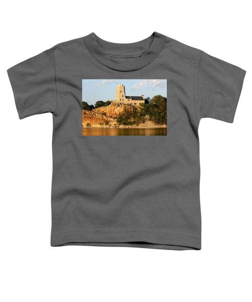 Tucker's Tower Lake Murray Oklahoma Toddler T-Shirt