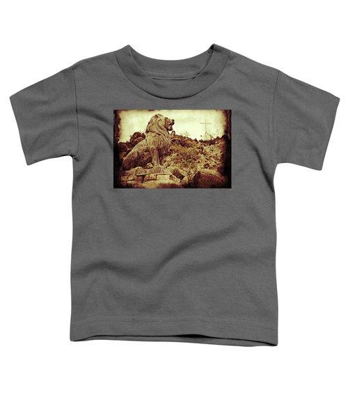 Tucson Lion Toddler T-Shirt