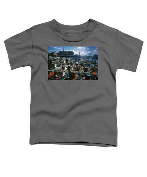 Tugs - Hamburg Toddler T-Shirt