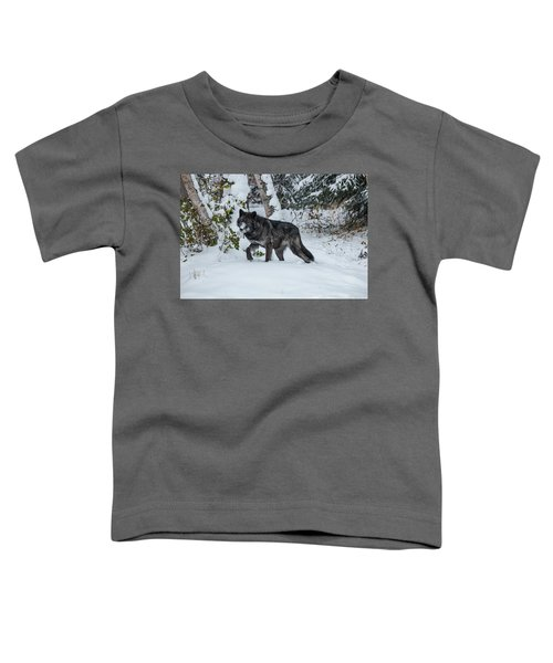 Tundra Wolf 6701 Toddler T-Shirt