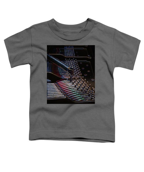 Tuning A Steinway For Jazz Toddler T-Shirt