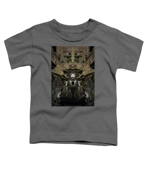 Tunnel Vision Toddler T-Shirt