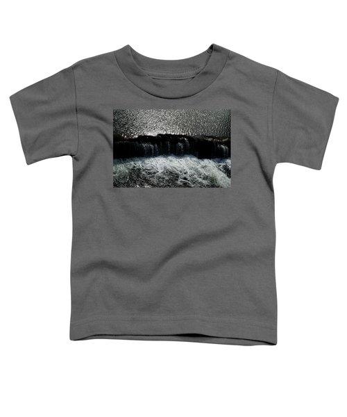 Turbulent Water Toddler T-Shirt