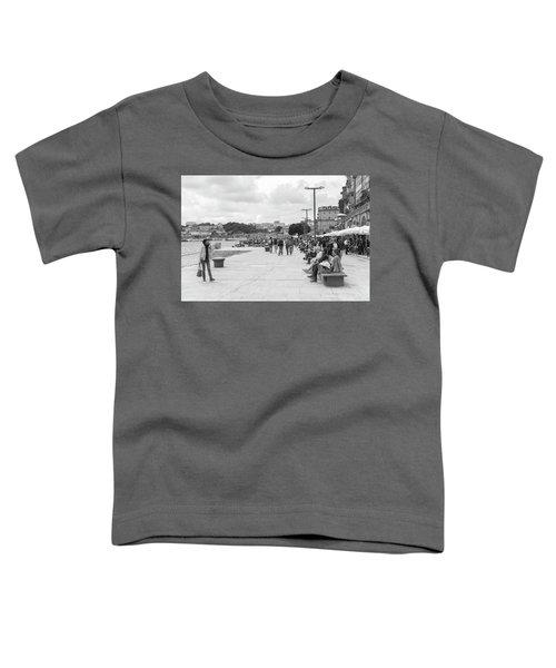 Tourism Toddler T-Shirt