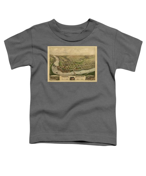 Turners Falls, Mass. Toddler T-Shirt