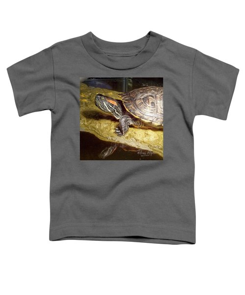 Turtle Reflections Toddler T-Shirt