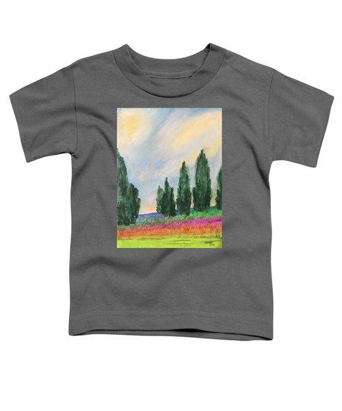 Tuscany Dream Toddler T-Shirt
