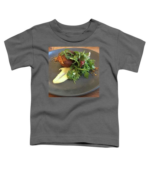 Twice Baked Binham Blue Cheese & Walnut Toddler T-Shirt