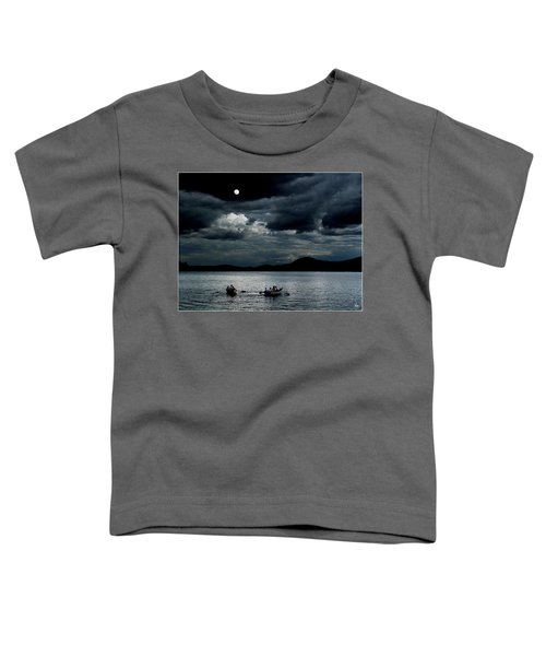 Twice In A Blue Moon Toddler T-Shirt