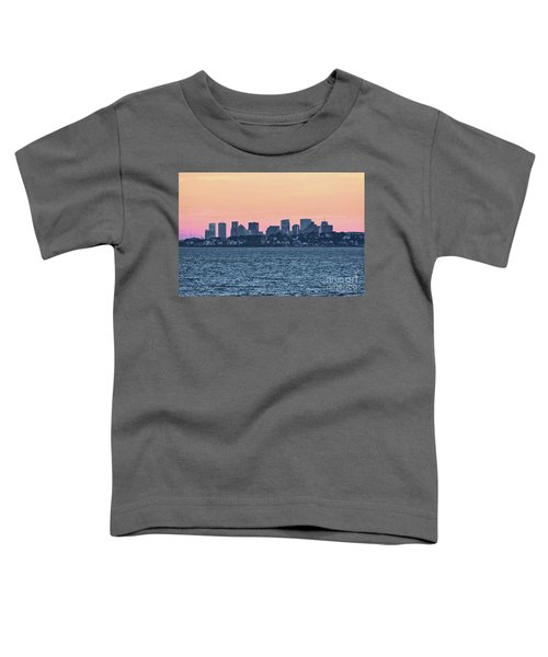 Twilight Boston Toddler T-Shirt