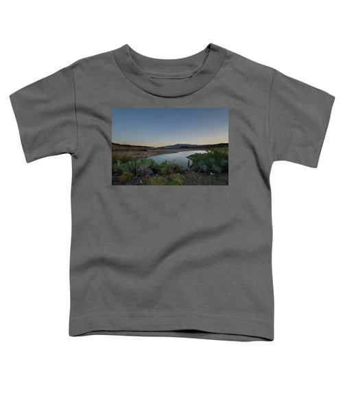 Twilight In The Desert Toddler T-Shirt