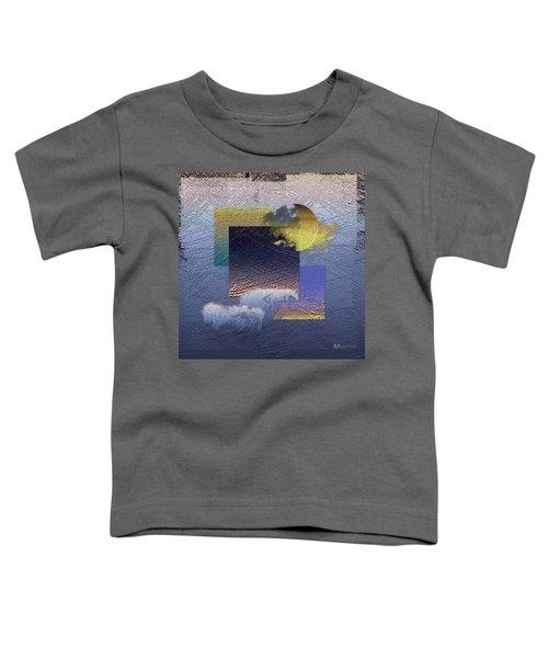 Twilight Interrupted By Ocean Breeze Toddler T-Shirt