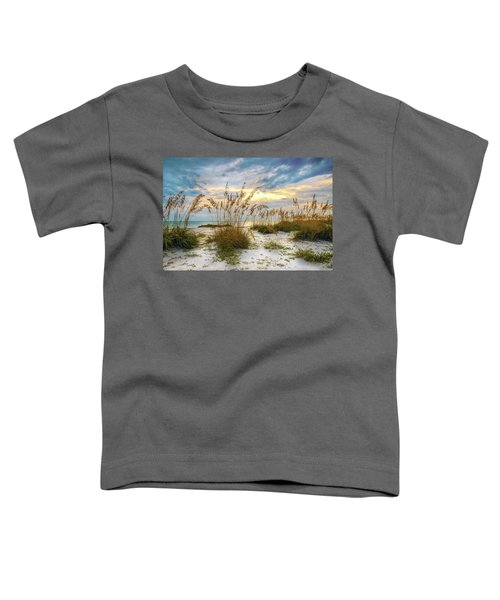 Twilight Sea Oats Toddler T-Shirt