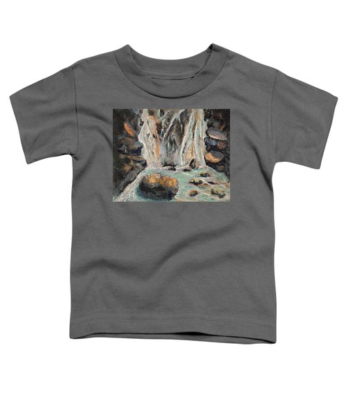 Twin Falls Toddler T-Shirt