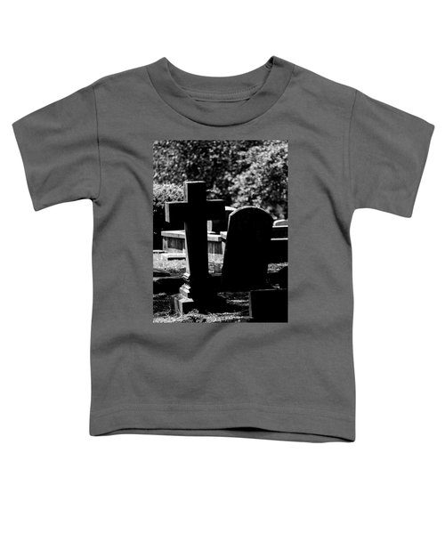 Twin Graves Toddler T-Shirt