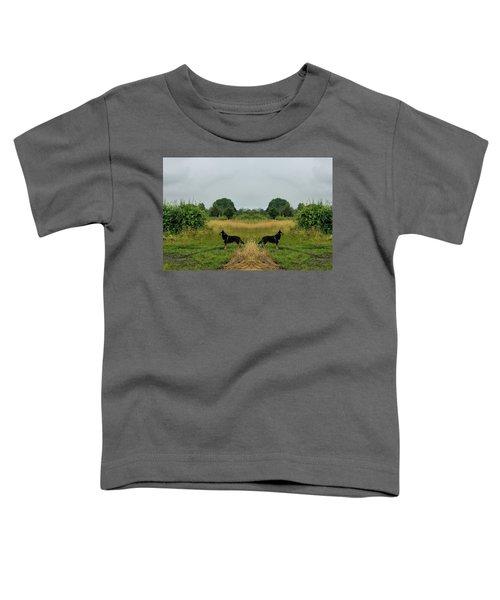 Twin Guards Toddler T-Shirt