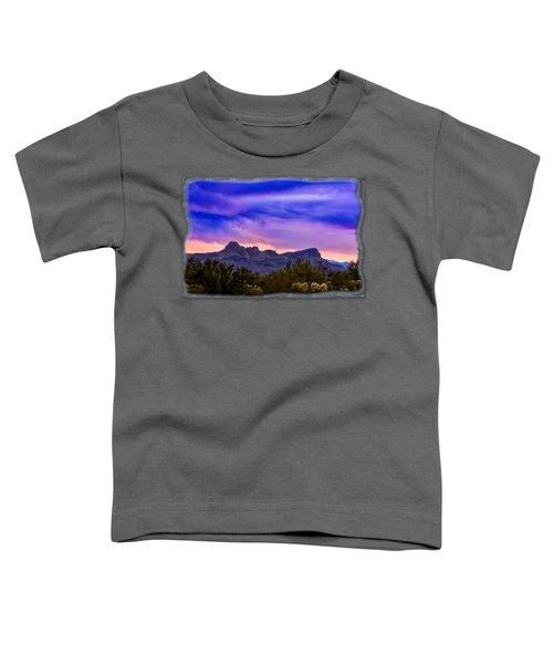 Twin Peaks H30 Toddler T-Shirt