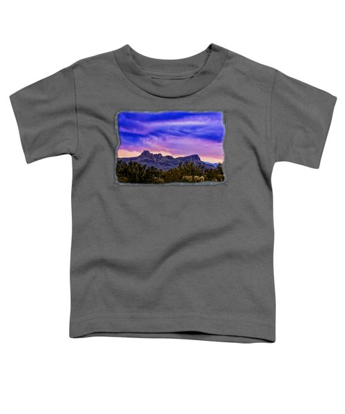 Twin Peaks H31 Toddler T-Shirt by Mark Myhaver