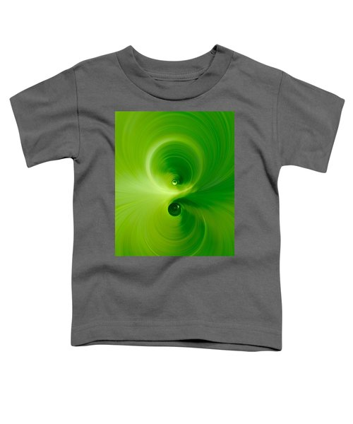 Twist Toddler T-Shirt by Andre Brands
