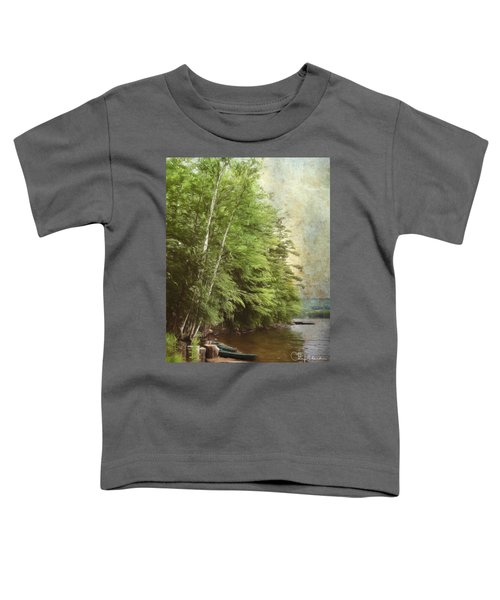 Two Birches Toddler T-Shirt