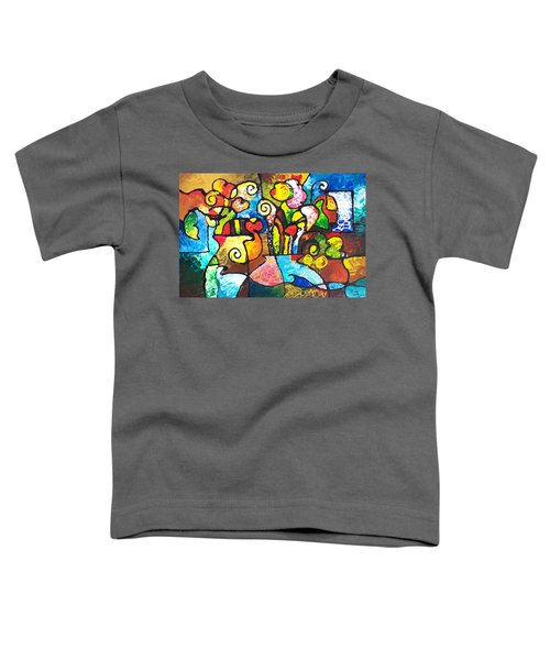 Two Bouquets Toddler T-Shirt